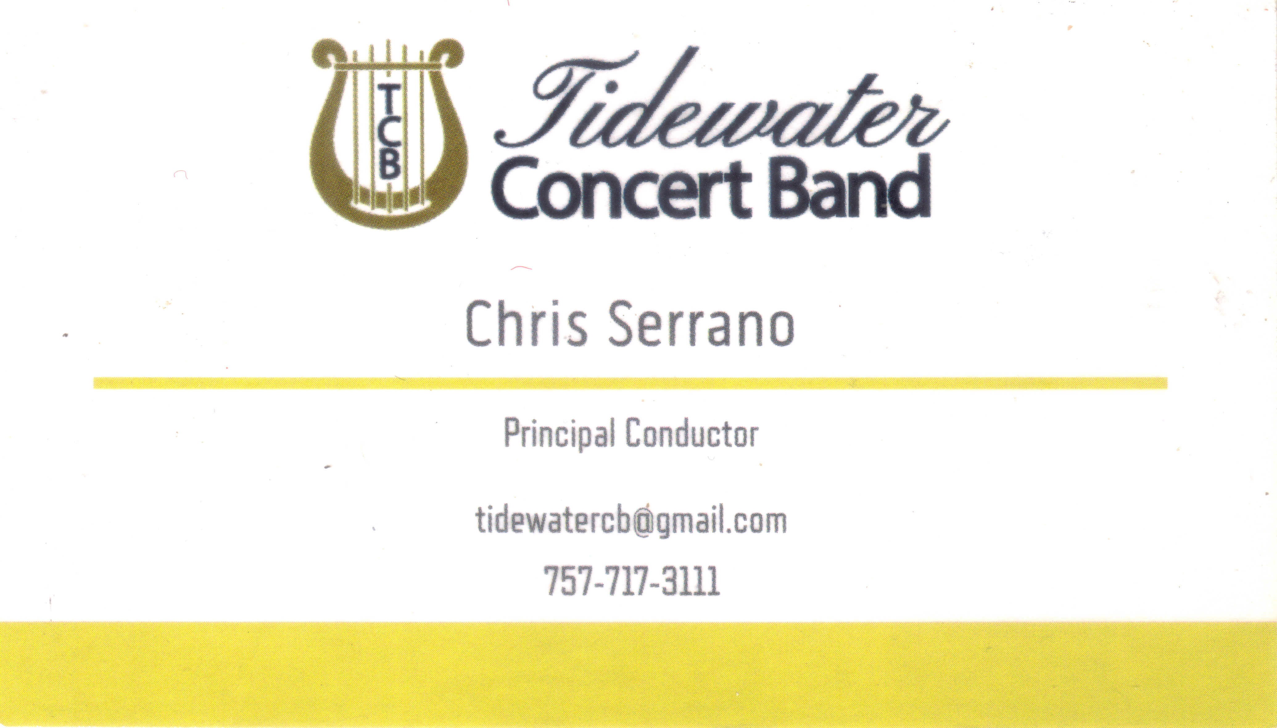 Tidewater Concert Band